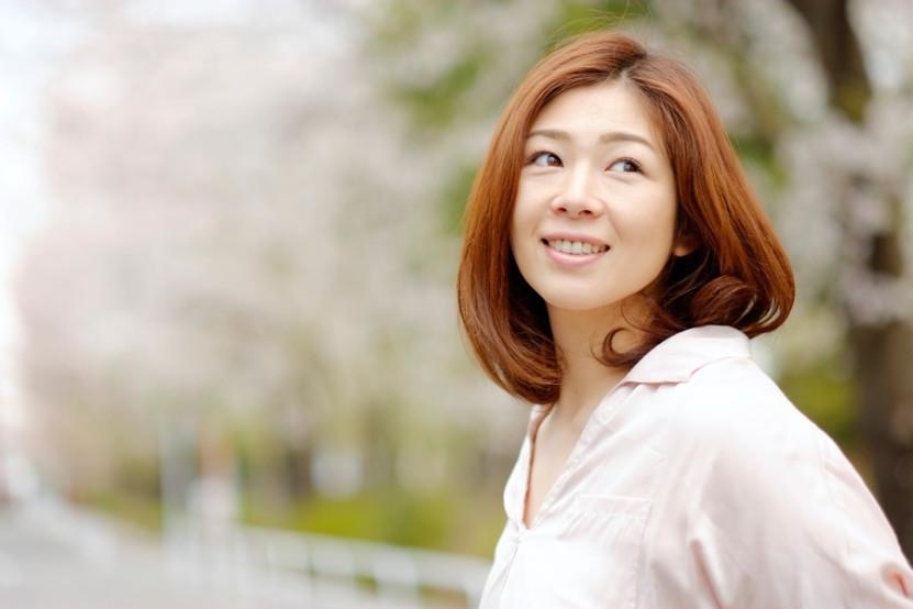 穏やかで優しい性格の奈々恵さん(仮名)
