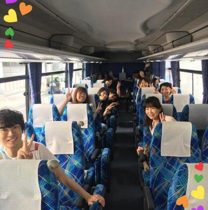 H30.9社員旅行♬バスで大阪まで~(^^)/
