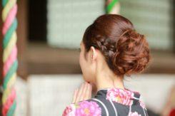 とてもチャーミングな日本美人です。